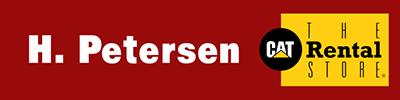 Logo H. Petersen Rental